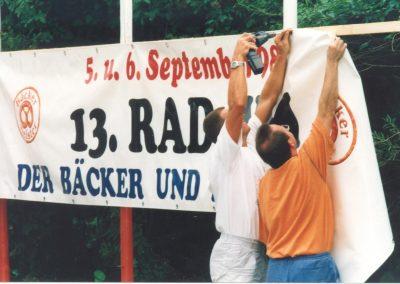Wieselburg Vorbereitung 1998 2
